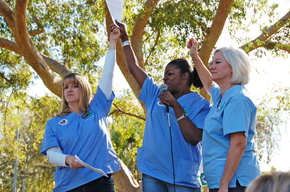 Parkview RNs Rally 2008