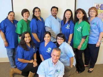 Kaiser South Bay Members Master Key Labor Management Skills in One of UNAC/UHCP's Trainings